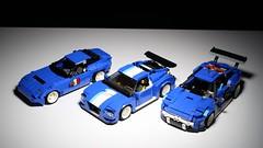 LEGO 31070 Alternate Designe (amaman_12) Tags: lego alternate 31070 car