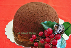 Zuccotto tiramisù (Le delizie di Patrizia) Tags: zuccotto tiramisù le delizie di patrizia ricette dolci
