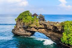 Pura Tanah Lot (grzegorzmielczarek) Tags: tanahlot puratanahlot asia bali indonesia indonesien kediri