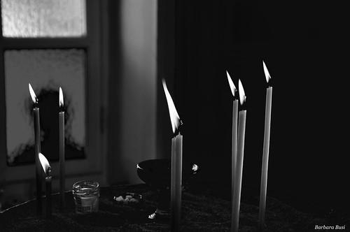 Il silenzio della luce