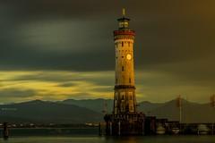 The Storm (krishna 137) Tags: storm lake sunset rain lindau germany europe