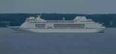 Cruise ship Columbus early in the morning (frankmh) Tags: ship cruise columbus öresund earlymorning outdoor