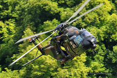 French Army NH90 Caïman helicopter (André Bour) Tags: alat helicopter helicopters military nh90 caïman