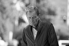 (Tony P Iwane) Tags: blackandwhite oakland streetphotography monochrome eastbay telephoto bokeh nikkor300mmf45edifais omca