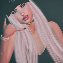 She's Got The Look (BerryGotStyle) Tags: astralia bento beusy cap catwa choker deetalez doux euphoric eyeliner eyes face hair head lipstick look makeup mesh nails secondlife skin studioexposure supernatural reelposes
