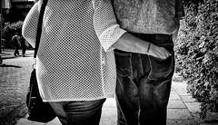(Mister G.C.) Tags: street urban photography blackandwhite bw germany ricoh ricohgr streetphotography urbanphotography candid shot image photograph people hands frombehind monochrome town city zonefocus zonefocusing snapfocus pointshoot mistergc schwarzweiss strassenfotografie niedersachsen lowersaxony deutschland europe
