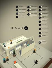 Hitman Go - Trophies (donbull's trophy guides) Tags: hitman go game guide trophies trophy playstation ps4 vita squareenix 2014