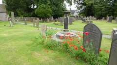 20170716 Wlk frm Brassington_0033 Bradbourne~All Saints Churchyard (paul_slp5252) Tags: derbyshire bradbourne allsaintschurch