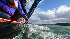 Sailing on NZL 68 - Americas Cup Yacht (duncan_ireland) Tags: auckland nzl68 nzl 68 americas cup yacht americascupyacht sailing cruise north island northisland explorenz exploregroup
