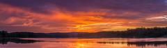 _DSC0055-Pano (johnjmurphyiii) Tags: clouds connecticut connecticutriver cromwell dawn originalnef riverroad riverportpark sky summer sunrise tamron18270 usa johnjmurphyiii