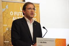 Autárquicas 2017: Pedro Passos Coelho na convenção autárquica distrital do PSD de Viana do Castelo