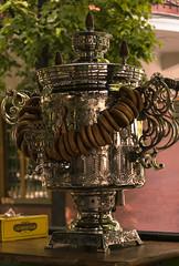 samovar (Lyutik966) Tags: samovar samovarfest moscow tea dishes russia tradition pattern texture detail