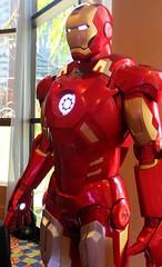 2016-Iron Man Statue at the Marriott Marina Hotel during SDCC-02 (David Cummings62) Tags: sandiego ca calif california comiccon con davidcummings davecummings 2016 ironman marvel comics statue marriott hotel movie movies