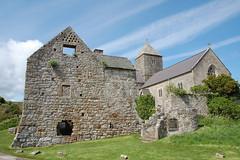St Seirol, Penman Priory