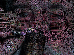 Gettin WireD (virtual friend (zone patcher)) Tags: computerdesign digitalart digitaldesign design computer digitalabstractsurreal graphicdesign graphicart psychoactivartz zonepatcher newmediaforms photomanipulation photoartwork manipulated manipulatedimages manipulatedphoto modernart modernartist contemporaryartist fantasy digitalartwork digitalarts surrealistic surrealartist moderndigitalart surrealdigitalart abstractcontemporary contemporaryabstract contemporaryabstractartist contemporarysurrealism contemporarydigitalartist contemporarydigitalart modernsurrealism photograph picture photobasedart photoprocessing photomorphing hallucinatoryrealism abstractsurrealism surrealistartist digitalartimages abstractartists abstractwallart abstractexpressionism abstractartist contemporaryabstractart abstractartwork abstractsurrealist modernabstractart abstractart digitalabstract surrealism representationalart technoshamanic technoshamanism futuristart lysergicfolkart lysergicabsrtactart colorful cool trippy geometric newmediaart psytrance fractal fractalart fractaldesign 3dart 3dfractals digitalfiles