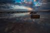 Long Reef Reflections (RoosterMan64) Tags: australia landscape longexposure longreef nsw northernbeaches rockshelf seascape sunrise