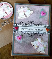 Anniversary Card (retta519) Tags: handmade greeting cards