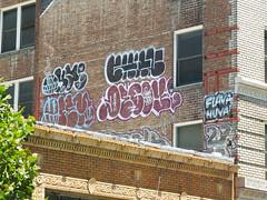 (gordon gekkoh) Tags: okae chan otem decoy oakland graffiti