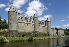Josselin (Morbihan). (sybarite48) Tags: josselin morbihan france bretagne château burg castle قلعة 城堡 castillo κάστρο castello 城 kasteel zamek замок castelo kale