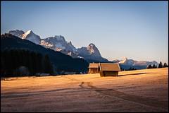 Auch Daniel war da (BM-Licht) Tags: bavaria bayern d700 deutschland garmisch germany gerold geroldsee nikon see winter