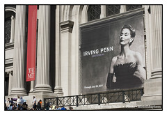Great Exhibit of Irving Penn Photographs at the Metropoliatan Museum of Art, New York City (Doyle Wesley Walls) Tags: lagniappe 7780 art photography exhibit museum manhattan culture treasures paywhatyouwish metropolitanmuseumofart newyorkcity photograph irvingpenn doylewesleywalls