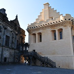 The Great Hall (XVe), château royal, Stirling, Stirling and Falkirk, Ecosse, Royaume-Uni. thumbnail