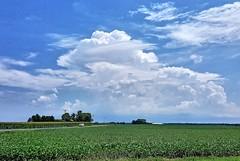 Thunderstorm (Ray Cunningham) Tags: thunderstorm st joseph illinois clouds thunderhead