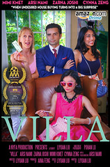Arsi Nami lead actor in Villa comedy film, wins Official Selection in Italy, Egypt and India. (Arsi Nami Fan Flickr page) Tags: arsinami villa comedy film shortfilm hollywood warner warnerbrothers screening nyfa arsalan nami actor singer songwriter musictherapist menstyle fashion poster persian swedish losangeles california italy india egypt