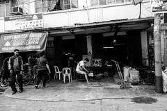 Electrical Services (Daniel Y. Go) Tags: sony sonyrx100m4 rx100m4 philippines mono bw manila pinas kalye