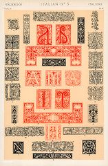 Free Download: Illustration from The Grammar of Ornament (1910) by Owen Jones (byrawpixel) Tags: thegrammarofornament publicdomain abstract antique banner design drawing grammar graphic grecs greek griecihsch illustration ornament owenjones pattern texture vintage decorative chromolithography free