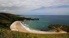 El paraiso en Asturias (carmoreman) Tags: canon asturias torimbia cantabrico gran angular pasaiso spain españa beach vacaciones viaje travel norte