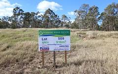 Lot 509 Stayard Drive, Largs NSW