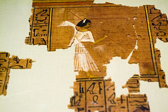 Spell (Stray Toaster) Tags: cambridge fitzwilliam museum egyptian book dead papyrus ramose