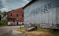 Farmers Gin Co. (Mr. Pick) Tags: farmers gin company scottsboro al alabama industrial abandoned