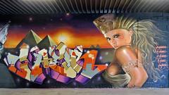 Roosendaal The Loods (Akbar Sim) Tags: roosendaal holland nederland netherlands graffiti streetart theloods akbarsim akbarsimonse