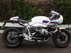 BMW R9T racer (Steve Strong 100) Tags: bmw r9t racer