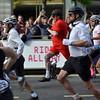 2017-06-10: Bike Dash (psyxjaw) Tags: london londonist nocturne bike race cycling cycle event city cityoflondon racing brompton folding foldingbike