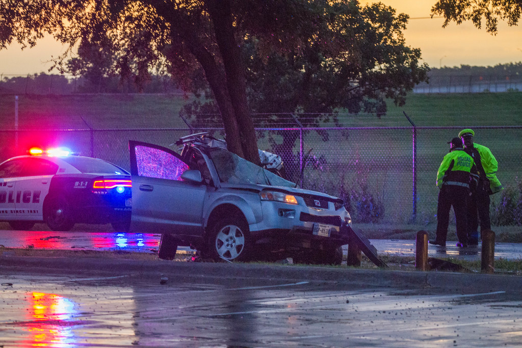 Dallas Breaking News Car Accident