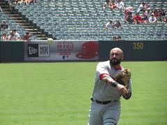 IMG_4393 (Dinur) Tags: baseball majorleaguebaseball mlb redsox bostonredsox angels laangels losangelesangels