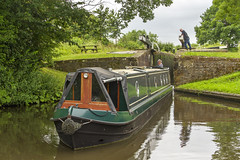 Day Seven: Stafford to Gailey (Kev Gregory (General)) Tags: day seven sailing black country ring narrowboat buck from stafford gailey staffordshire blackbuck narrowboatblackbuck narrow boat barge kev gregory canon 7d canal england midlands