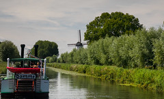 8A0A4115 - Copy (ct_purley) Tags: belgium bruges damme real canal windmill trees