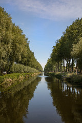 8A0A4065 (ct_purley) Tags: belgium bruges damme real canal windmill trees