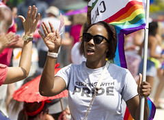 Serving with Pride (San Diego Shooter) Tags: gay pride gaypride pride2017 sandiego sandiegopride sandiegopride2017 streetphotography portrait hillcrest