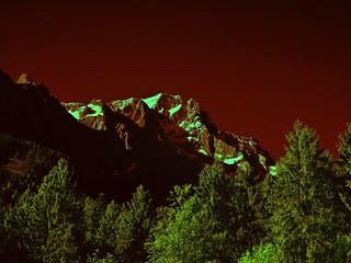 infra red peak