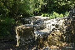0014 Eastern Wall,  Gate, Butrint (1) (tobeytravels) Tags: albania butrint buthrotum illyrian easternwall
