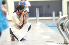 Photographer in focus (sibi ar ( I'm BACK :)) Tags: