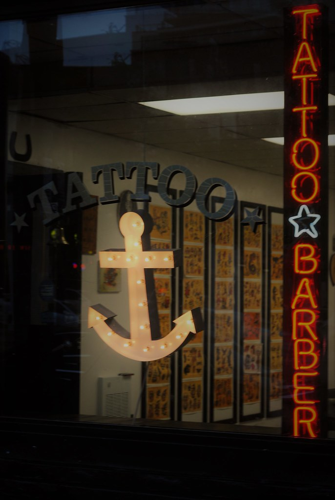 The world 39 s best photos of barber and toronto flickr for Tattoo shops etobicoke