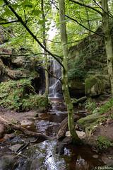 Roughting Linn (MrP.Moss) Tags: roughtinglinn northumberland waterfall