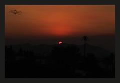 Atardecer de Julio (foto.mruiz) Tags: sunset atardecer málaga churriana sol ocaso paisaje