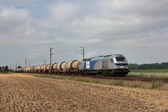Vossloh 2507 - EURO 4000 - EPF 4003 / Morbecque (jObiwannn) Tags: train fret ferroviaire locomotive